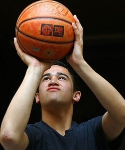 Izayah Le'afa will be a surprise inclusion in the Tall Blacks squad being named tomorrow