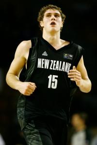 Basketball - U19 World Champs, New Zealand v Argentina, 2 July 2009