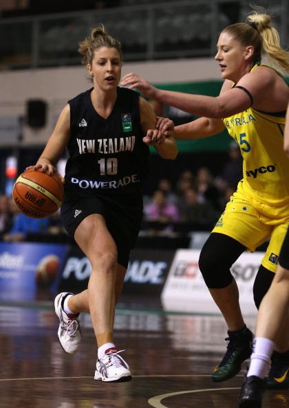 New Zealand v Australia - Women's FIBA Oceania Championship