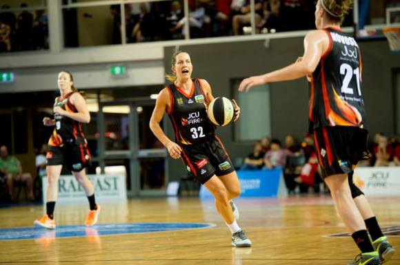 Micaela Cocks, Townsville Fire point guard