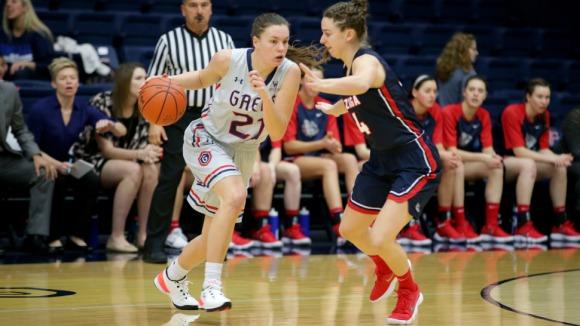 SMC Women's Basketball vs Gonzags