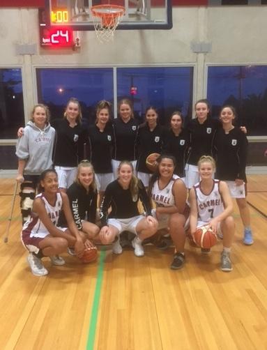 Carmel team