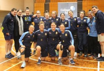 Mt Albert Girls Grammar Premier Girls Winners