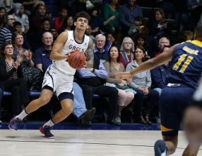 Saint Mary's Gaels Men's Basketball vs UC Irvine