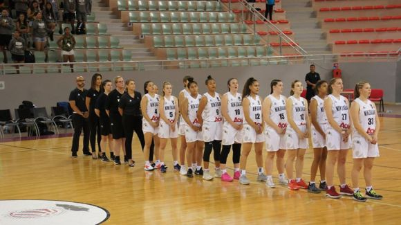 U17 Girls v Oz